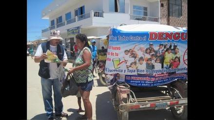 Reportan 187 casos de dengue en Cajamarca