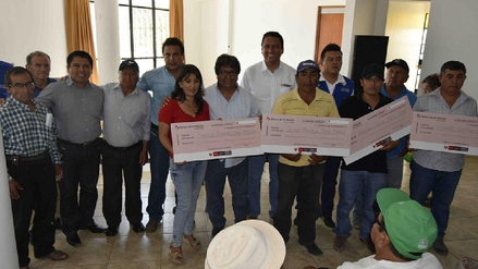 Pacasmayo: agricultores reciben bono por desastres de El Niño Costero