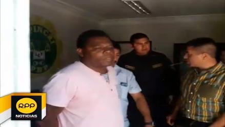 Chincha: capturan a miembro de organización 'La Gran Familia Chinchana'