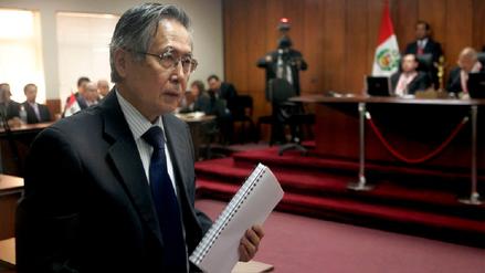 Fujimori sobre su salud: