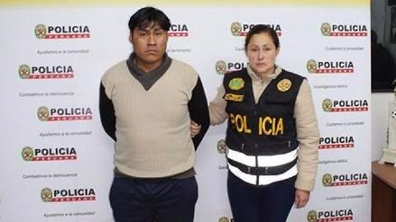 Capturan a sujeto sentenciado por violación a menor de cinco años