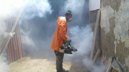 Chiclayo: fumigaron más de 3 mil casas en La Victoria contra el dengue