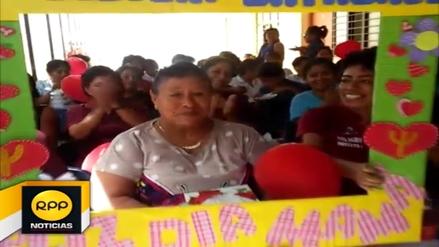 Angélica Valladares Rojas fue elegida la 'Madre Cataquense 2017'