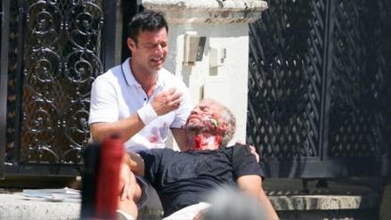 Ricky Martin sufre la 'muerte' de su pareja