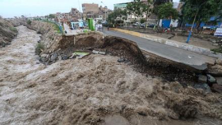 Desastres naturales dejan hasta el momento 13,393 kilómetros de vías afectadas