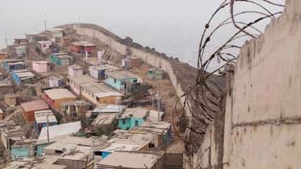 Medios internacionales revivieron 'El muro de la vergüenza' de Lima