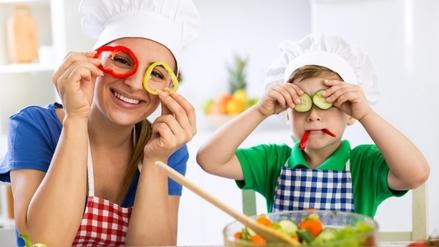 Mamá: mi primera nutricionista