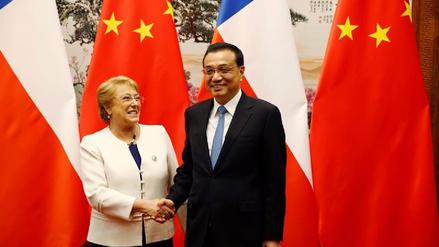 Chile es nuevo miembro del banco de desarrollo promovido por China
