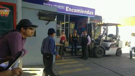 Roban 40 mil soles en equipos de video a periodistas españoles