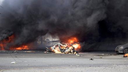 Al menos dos muertos dejó la caída de una avioneta en Estados Unidos
