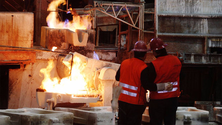 Minería e hidrocarburos cayó en marzo tras dos años seguidos de avance