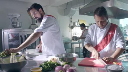 La Selección y la comida peruana unidas en un comercial de Marca Perú
