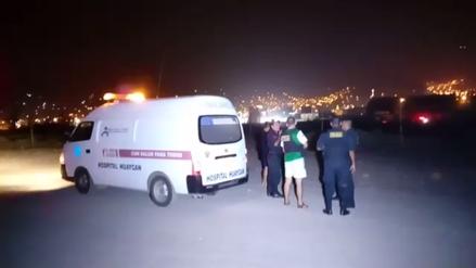 Balacera en Huaycán deja a un delincuente muerto y un policía herido