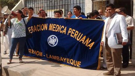 Realizarán asamblea macroregional en Lambayeque por crisis en el sector Salud