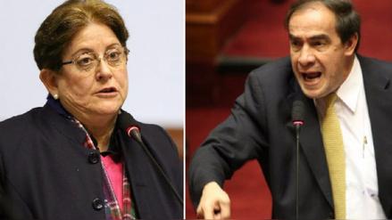 Lescano llamó 'tránsfuga' a Alcorta en pleno debate sobre reforma electoral