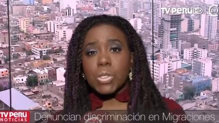 Periodista denunció discriminación en la oficina de Migraciones del aeropuerto
