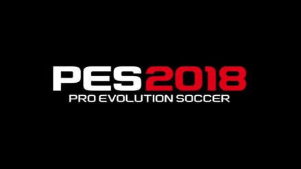 Konami publicó el primer teaser de PES 2018