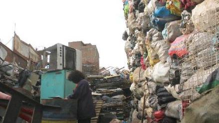 Chiclayo: sancionan a 15 obreros por dedicarse al reciclaje en horas de trabajo