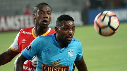 Sporting Cristal cayó 2-0 con Santa Fe y está eliminado de la Libertadores