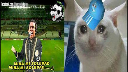 Estos son los memes que dejó la nueva derrota de Sporting Cristal
