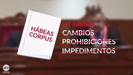 ¿Qué es un Habeas Corpus? Aquí las 5 claves para entenderlo