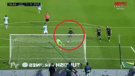¡Inexplicable! Cristiano Ronaldo falló ocasión de gol frente al arco