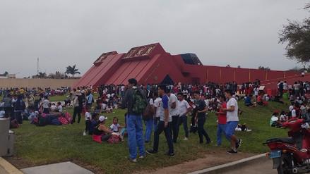 Visitantes abarrotan museo Tumbas Reales de Sipán