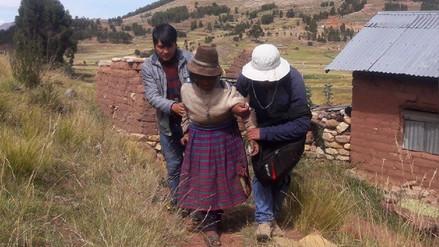 Anciana en extrema pobreza fue excluida de Pensión 65