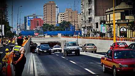 Contraloría advirtió de riesgos en by-pass 28 de Julio y puente Bella Unión