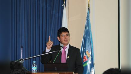 Porfirio Medina anunció que no postulará al Gobierno Regional de Cajamarca