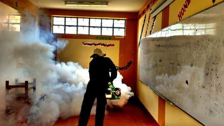 Detectan dos casos importados de dengue en Huaral