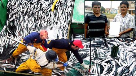 Pescadores denuncian 'concertación' en el precio de la anchoveta