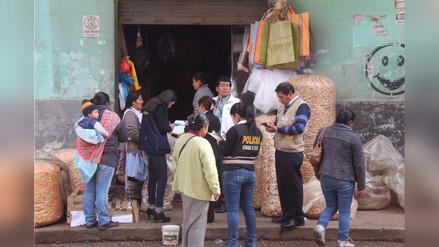 552a17fd41b49 Huancayo  decomisan más de 200 kilos de cereales sin registro sanitario