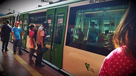 Detuvieron a sujeto por presuntos tocamientos a menor en Metro de Lima
