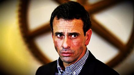 Capriles acusó a gobierno de Maduro de anular su pasaporte e impedirle viaje a la ONU
