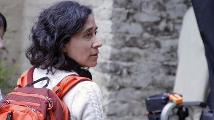 Cineasta peruana Silvana Aguirre Zegarra es la creadora de 'El Chapo'