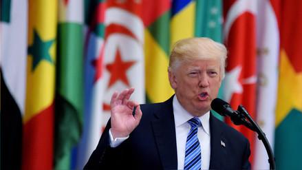 Donald Trump culpó a Irán de todo lo que está ocurriendo en Siria