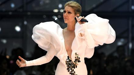 Billboard: Celine Dion cantó tema de Titanic 20 años después