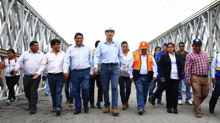 Cañete: ministro Vizcarra pidió investigar amenazas contra Contralor