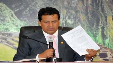 Gobernador regional de Cusco pidió devolución de terrenos para Chinchero