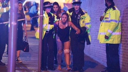 Los primeros testimonios de los sobrevivientes del atentado en Manchester