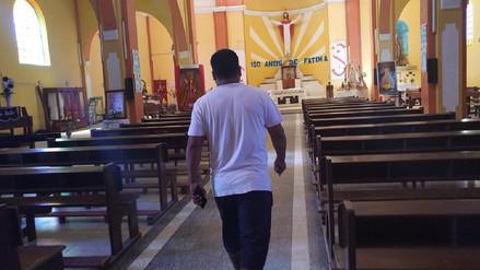 Policía cita a sospechosos de robo en iglesia de Reque