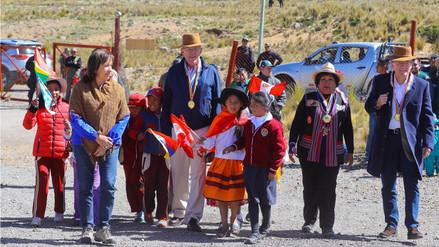 PPK participó en los 50 años de la creación de la Reserva Nacional Pampa Galeras
