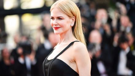 "Nicole Kidman: ""No necesito trabajar"""