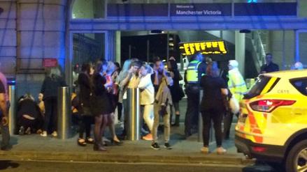 Video | El momento exacto de la explosión en concierto en Manchester
