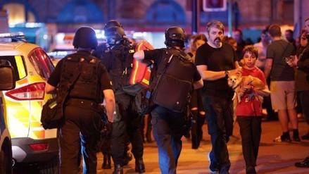 Al menos 22 muertos y 59 heridos deja atentado suicida en Manchester