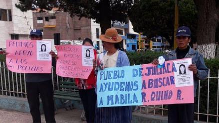 Buscan a adolescente desaparecida en Juliaca