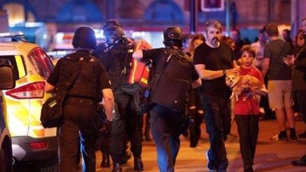 Artistas envían mensajes solidarios tras ataque en Manchester