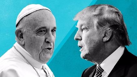 El protocolo que debe seguir Trump para reunirse con el papa Francisco