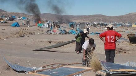 Diez mil hectáreas de terrenos del Estado se recuperaron en Arequipa